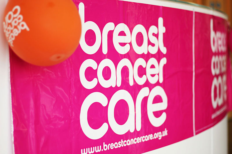 Breast Cancer Care Banner