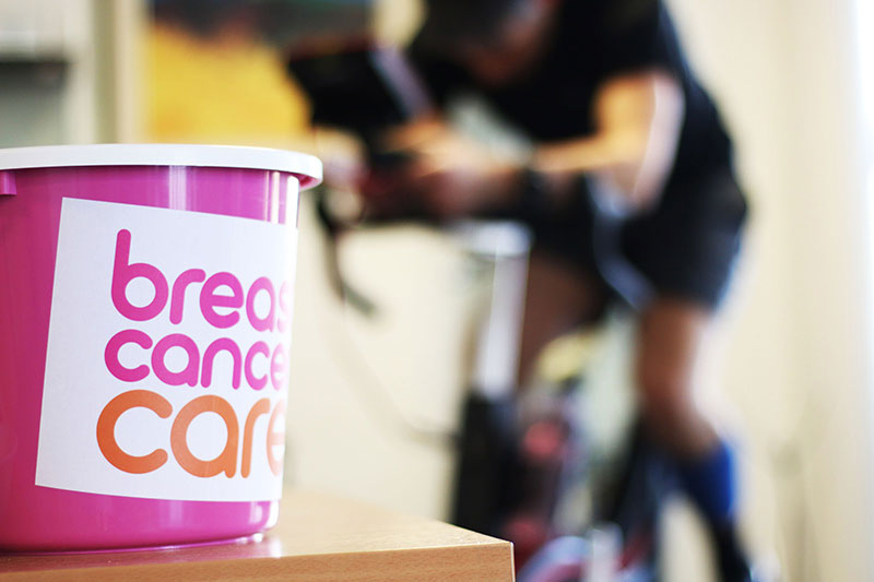 Cycling for Breast Cancer Care
